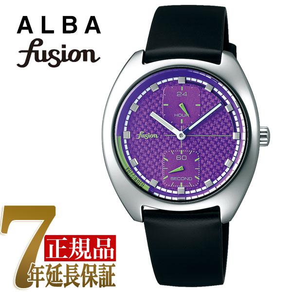 【正規品】セイコー アルバ フュージョン SEIKO ALBA fusion 90'fashion クォーツ ユニセックス 腕時計 AFSK404