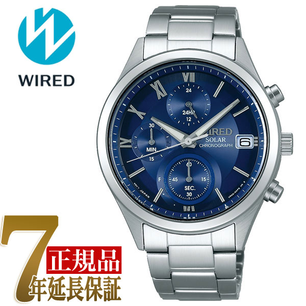 【正規品】セイコー ワイアード SEIKO WIRED ペアスタイル PAIR STYLE ソーラー ペアモデル メンズ 腕時計 AGAD096