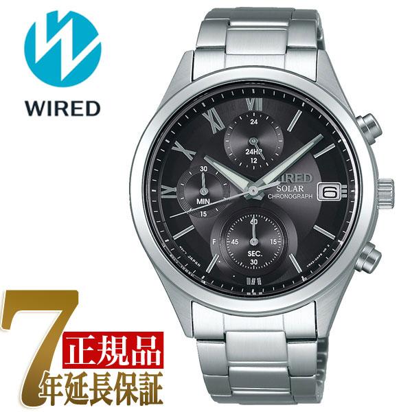 【正規品】セイコー ワイアード SEIKO WIRED ペアスタイル PAIR STYLE ソーラー ペアモデル メンズ 腕時計 AGAD098