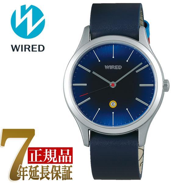 【SEIKO WIRED】セイコー ワイアード クオーツ 腕時計 ユニセックス ドラえもん コラボ限定モデル AGAK709【あす楽】