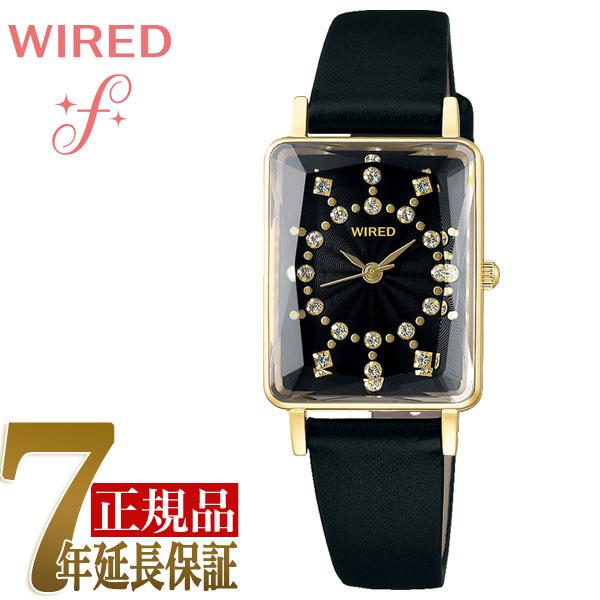 【正規品】セイコー SEIKO ワイアードエフ WIRED f TOKYO GIRL MIX パフュームボトル クオーツ レディース 腕時計 AGEK453
