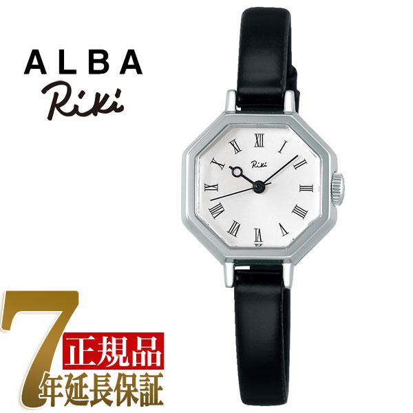 【正規品】セイコー アルバ リキ SEIKO ALBA Riki 八角形 クラシック クオーツ レディース 腕時計 AKQK456