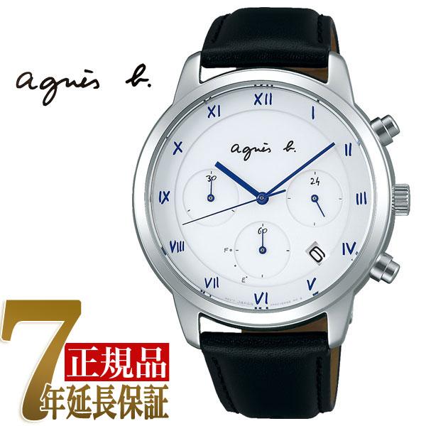 【正規品】アニエスベー agnes b. マルチェロ!シリーズ ソーラー メンズ 腕時計 FBRD942