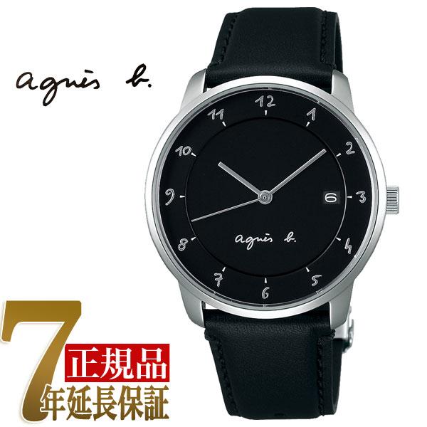 【agnes b.】アニエスベー マルチェロ Marcello メンズ クオーツ 腕時計 FBRK995