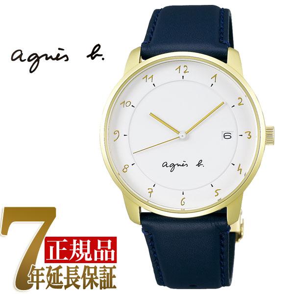 【agnes b.】アニエスベー マルチェロ Marcello メンズ クオーツ 腕時計 FBRK996