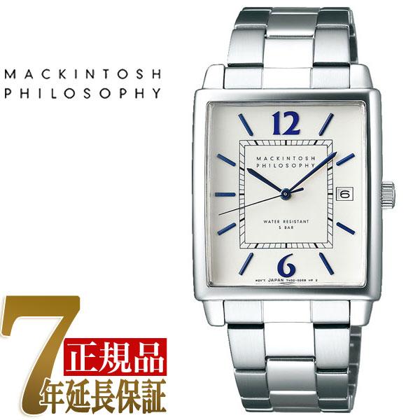 【MACKINTOSH PHILOSOPHY】マッキントッシュ フィロソフィー クオーツ メンズ 腕時計 FBZT978