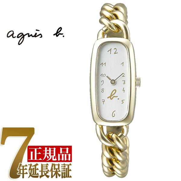 【正規品】アニエスベー agnes b. マルチェロ Marcello 復刻モデル 30周年記念 限定モデル レディース クオーツ 腕時計 FCSK718