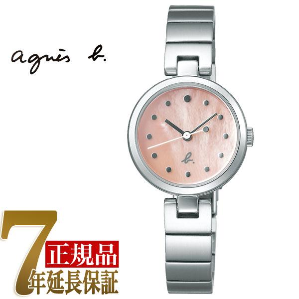 【正規品】アニエスベー agnes b. COOL b. レディース クオーツ 腕時計 FCSK926
