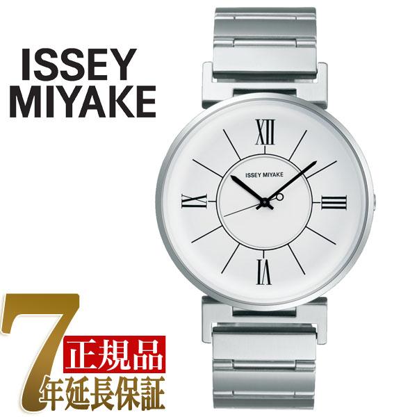 【正規品】イッセイミヤケ ISSEY MIYAKE U ユー メンズ 腕時計 和田智デザイン NYAL003