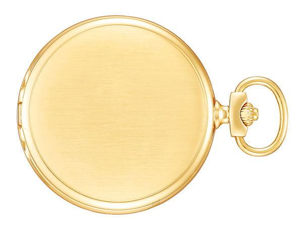 【SEIKO】セイコー ポケットウォッチ 提げ時計 懐中時計 クオーツ ホワイト×ゴールド SAPQ008