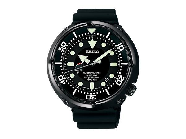 SEIKO Pross pecks Marlene master professional diver's watch spring drive watch men SBDB013