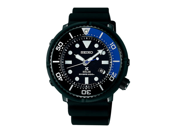 hot sale online c86e8 d8033 SEIKO Pross pecks diver scuba LOWERCASE produce 2017-limited model solar  watch men SBDN045