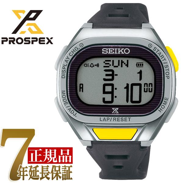 【正規品】セイコー プロスペックス SEIKO PROSPEX スーパーランナーズ 東京マラソン2020 限定モデル ソーラー デジタル腕時計 ランニングウォッチ ユニセックス 腕時計 SBEF061