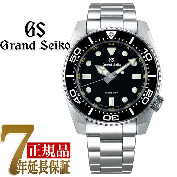 【おまけ付き】【正規品】グランドセイコー GRAND SEIKO Sport Collection タフGS 9Fクオーツ メンズ 腕時計 ダイバーズ ウォッチ SBGX335