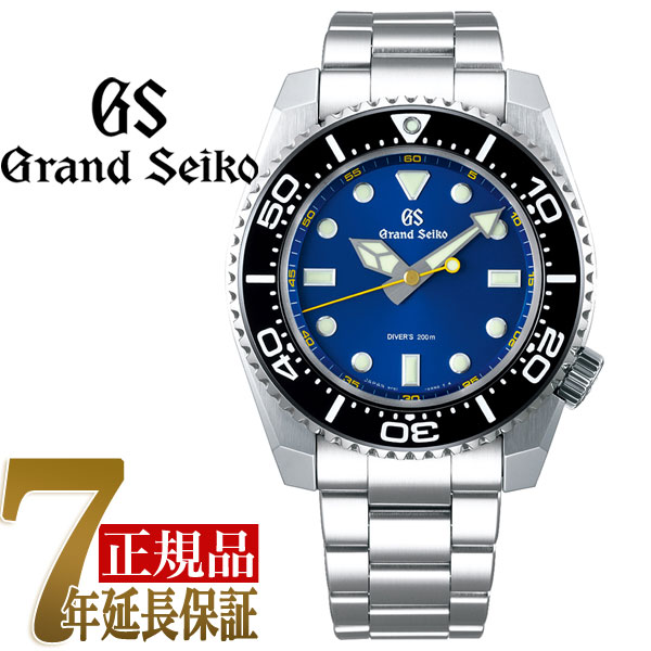 【おまけ付き】【正規品】グランドセイコー GRAND SEIKO Sport Collection タフGS 9Fクオーツ メンズ 腕時計 ダイバーズ ウォッチ SBGX337