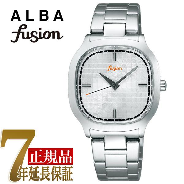 セイコー アルバ フュージョン SEIKO ALBA fusion 80's Disco クォーツ ユニセックス 腕時計 AFSK408