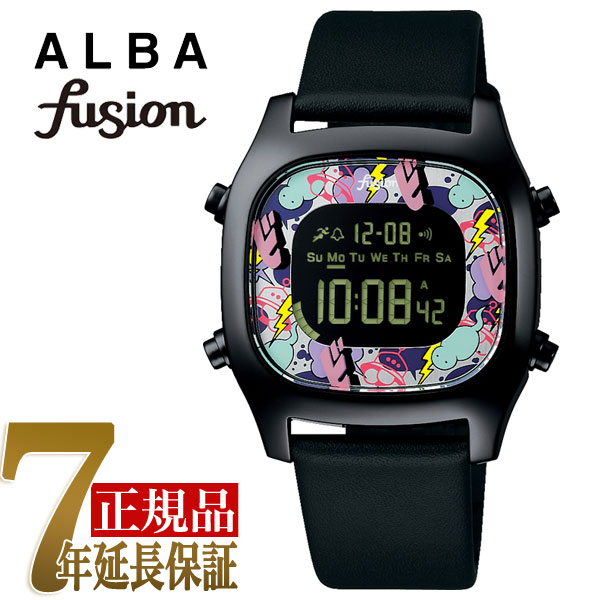 セイコー アルバ SEIKO ALBA フュージョン fusion クリエイターズコラボ クォーツ ユニセックス 腕時計 AFSM701