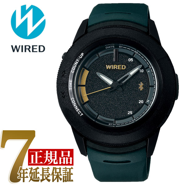 ワイアード ツーダブ WIRED WW TYPE04 Bluetooth メンズ 腕時計 AGAB701