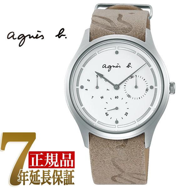 【正規品】アニエスベー agnes b. サマー限定モデル ペアモデル クオーツ メンズ 腕時計 FCRT715