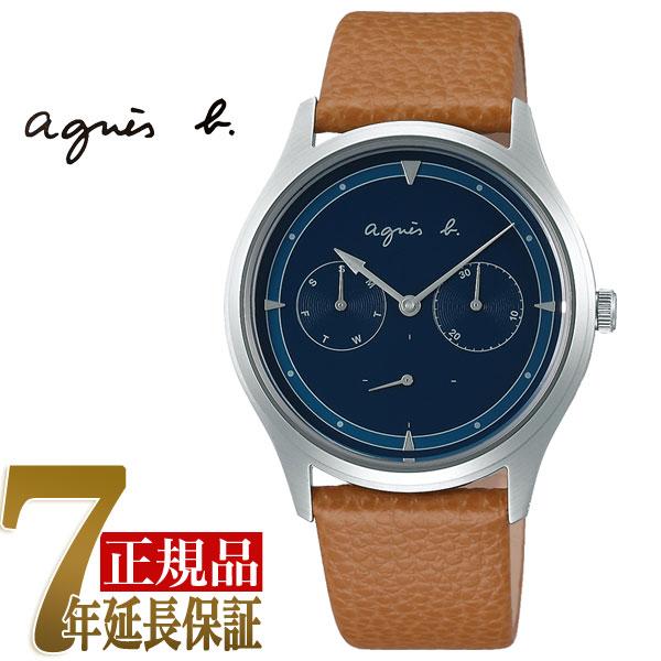 アニエスベー agnes b. Bon Voyage safari taste Homme ペアモデル クオーツ メンズ 腕時計 FCRT958