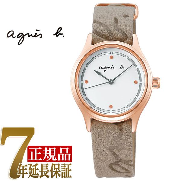 【正規品】アニエスベー agnes b. サマー限定モデル ペアモデル クオーツ レディース 腕時計 FCSK727