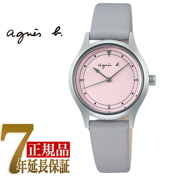 アニエスベー agnes b. Bon Voyage safari taste Homme ペアモデル クオーツ レディース 腕時計 FCSK922