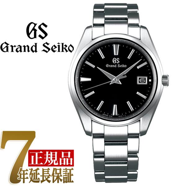 【おまけ付き】グランドセイコー GRAND SEIKO 9FクオーツGMT Heritage Collection メンズ 腕時計 SBGP011