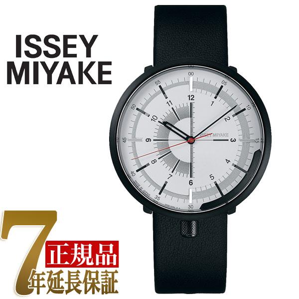 【ISSEY MIYAKE】イッセイミヤケ 1/6 ワンシックス 田村奈緒デザイン メンズ 自動巻き 手巻き付き メカニカル 腕時計 NYAK003