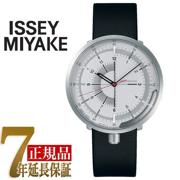 【正規品】イッセイミヤケ ISSEY MIYAKE 1/6 ワンシックス 田村奈緒デザイン メンズ 自動巻き 手巻き付き メカニカル 腕時計 NYAK004