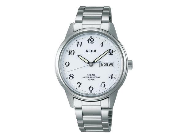 【SEIKO ALBA SOLAR】セイコー アルバ ソーラー 腕時計 メンズ AEFD561