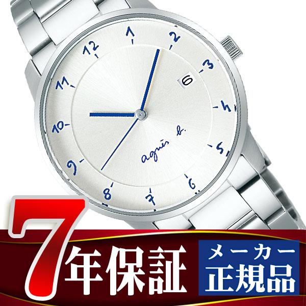 【agnes b.】アニエスベー 腕時計 メンズ レディース マルチェロ Marcello FBRK997
