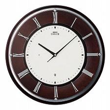 【SEIKO CLOCK EMBLEM】セイコー エムブレム スタイリッシュモダン 薄型 電波掛時計 HS540B