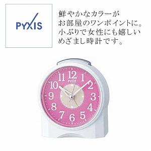 精工小精靈鬧鐘粉色 NR431P