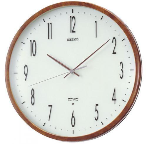 SEIKO Seiko Tingling Child Time Lynch Rock Types Simple Design Wall Clocks  ZS202B
