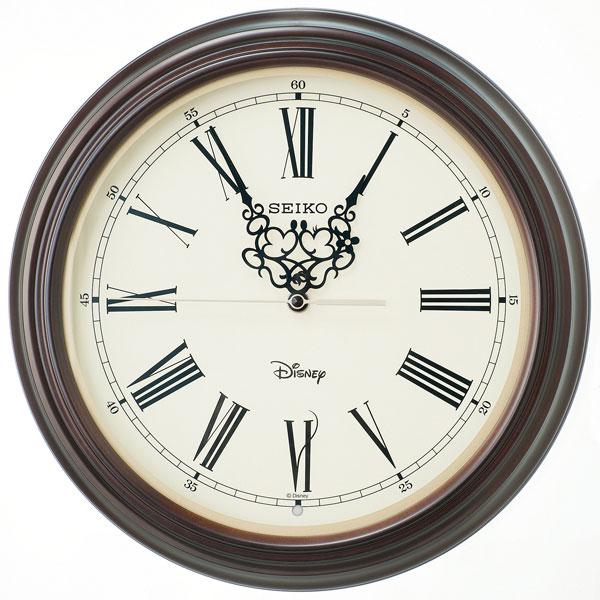セイコー クロック SEIKO CLOCK 大人ディズニー 掛け時計 アナログ FS507B