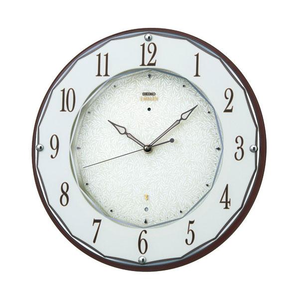 セイコー クロック SEIKO CLOCK スタンダード 掛け時計 アナログ HS524B