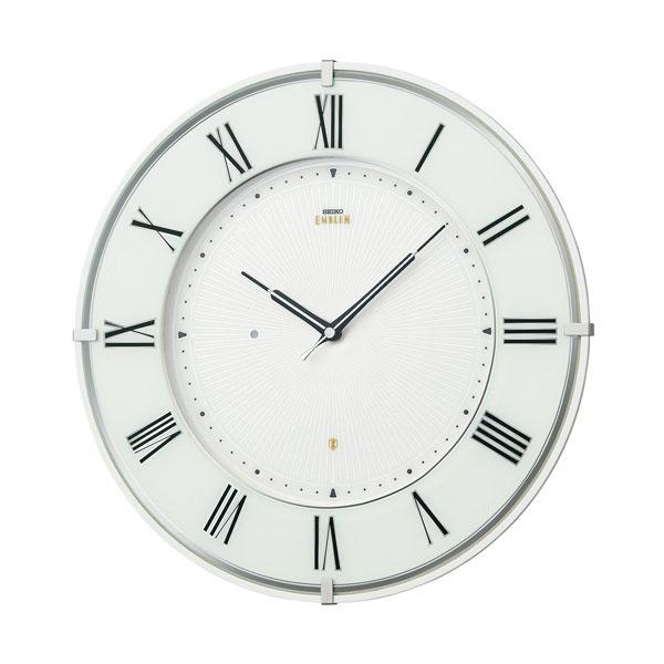 セイコークロック SEIKO CLOCK スタンダード 掛け時計 アナログ HS542W