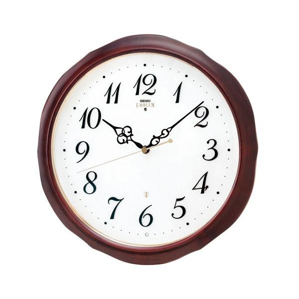 セイコー クロック SEIKO CLOCK スタンダード 掛け時計 アナログ HS554B