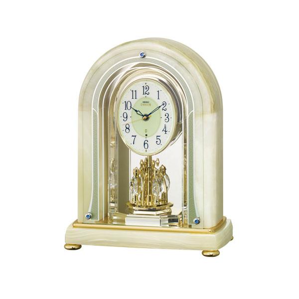 セイコー クロック SEIKO CLOCK スタンダード 置時計 アナログ HW575M