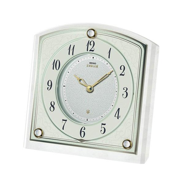 セイコークロック SEIKO CLOCK スタンダード 置時計 アナログ HW588W