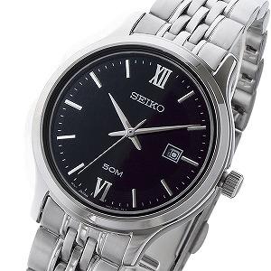 セイコー SEIKO ネオクラシック NEO CLASSIC クオーツ レディース 腕時計 SUR707P1 ブラック