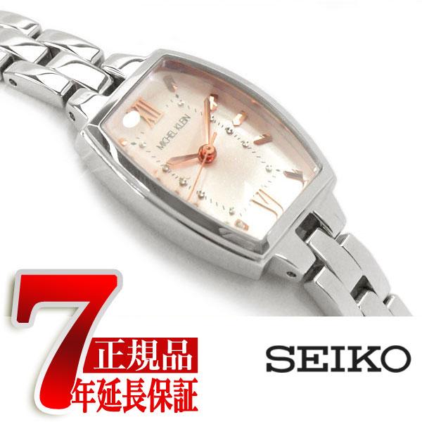 【MICHEL KLEIN】ミッシェルクラン クォーツ レディース 腕時計 AJCK082