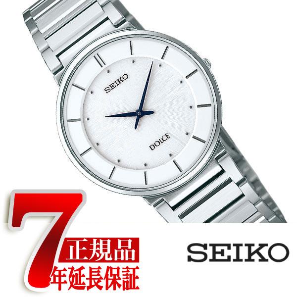 【正規品】セイコー ドルチェ SEIKO DOLCE&EXCELINE クォーツ メンズ 腕時計 SACK015