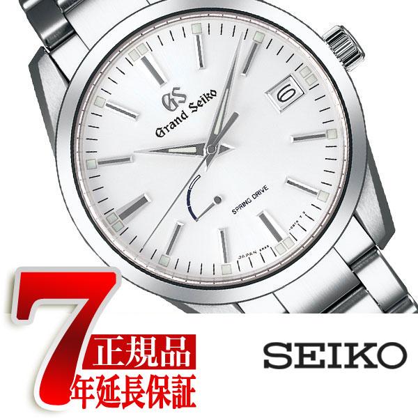 【おまけ付き】【正規品】グランドセイコー GRAND SEIKO スプリングドライブ メンズ 腕時計 SBGA299