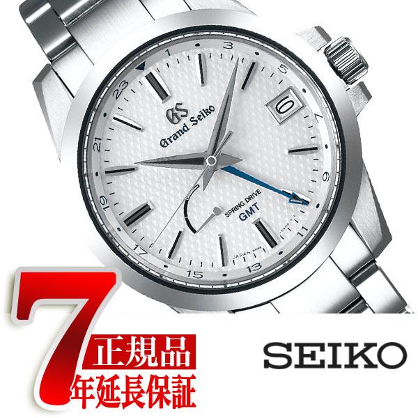 【おまけ付き】【正規品】グランドセイコー GRAND SEIKO スプリングドライブ メンズ 腕時計 SBGE209