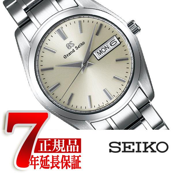【おまけ付き】【GRAND SEIKO】グランドセイコー クオーツ メンズ 腕時計 SBGT235
