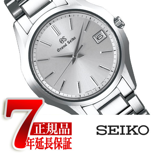 【おまけ付き】【正規品】グランドセイコー GRAND SEIKO クオーツ ペアモデル メンズ 腕時計 SBGV213