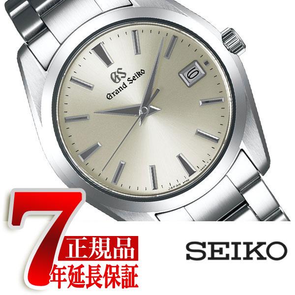 【おまけ付き】【正規品】グランドセイコー GRAND SEIKO 腕時計 メンズ クォーツ SBGV221