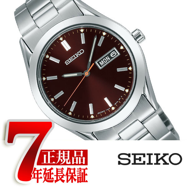 【SEIKO SPIRIT SMART】セイコー スピリットスマート クォーツ メンズ腕時計 流通限定モデル SCEC017【ネコポス不可】