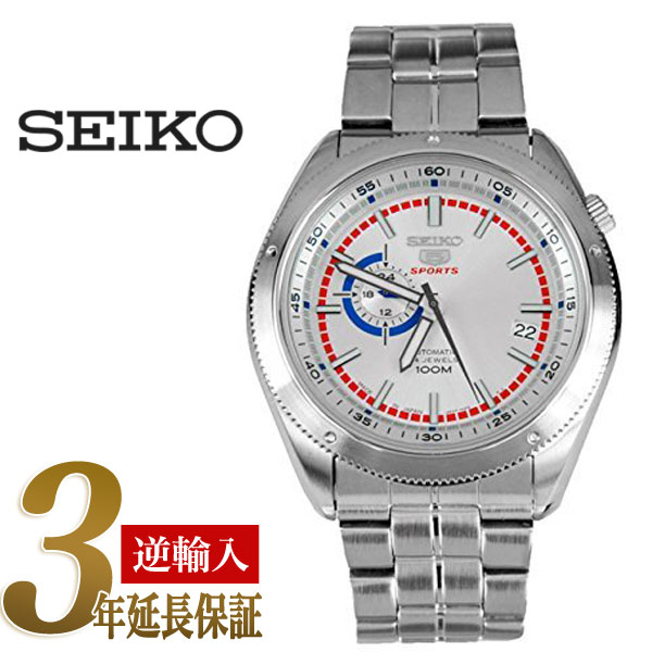 830c7716596d Seiko 5 hand-wound   wound by automatic mens Watch Silver Dial stainless  steel belt SSA061J1